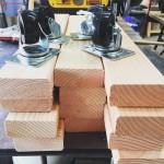 Boards Cut