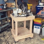 Simple Tool Stand