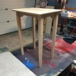 Side Table Assembled