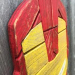 Detail Shot - Iron Man